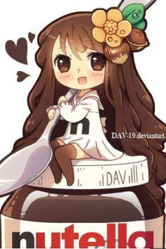 Anime Nutella