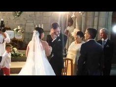 """Novia canta a novio """"Contigo Aprendí """" (boda del año) - YouTube"""