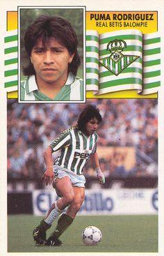 Puma Rodriguez (que me decis de este. Esa camiseta Hummel y la publi de Pepsi. Mitica)