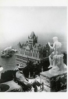 old Cliff House Restaurant - San Francisco
