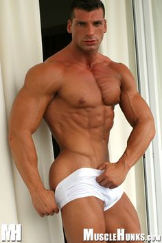Tom Anderson Male Muscle