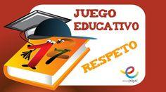 Juegos de niños para aprender a favorecer el valor del respeto a los demás y desarrollar las habilidades sociales de respeto