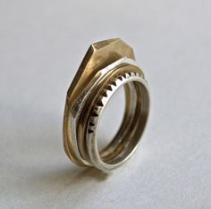 Jewelry Design Ring by Lindsey Eisentraut