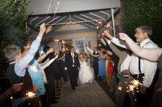 sparklers!  Amanda of Studio 1923 Photography Wedding in CT http://www.paisleyeventsct.com/  203-300-9809