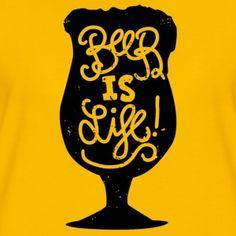 verre de bière, la bière c'est la vie! graphisme vintage pour tee-shirt d'été T Shirt, Vintage Graphic Design, Beer Glassware, Life, Supreme T Shirt, Tee Shirt, Tee