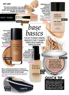 I LOVE MUFE & CoverFX. I've tried a lot of different foundations, and those two are the best for coverage, a natural look, and staying power.