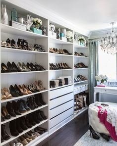 "7,252 Likes, 96 Comments - Interior Design | Home Decor (@the_real_houses_of_ig) on Instagram: ""My very own dream closet. You can see more photos on my personal page @katerumson"""