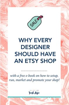 Things You Should Know Before You Start An Etsy Shop! Why Every Design should have an #Etsy Shop How to step up, run, market and promote your shop :) #etsyshop #etsy