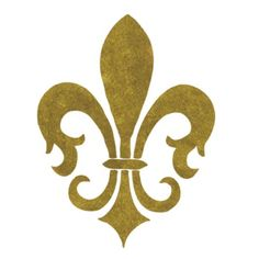 """FLEUR-DE-LIS - Also called Lily of France, it was first an adaptation of the Gaulish lily representing the Virgin Juno. Among goddess worshippers, it apparently had several meanings, including the Triple Goddess. It appeared in Arthurian legends as well as on the French (and other national) """"coat-of-arms"""" and royal or military emblems. It has also been an emblem for the Boy Scouts."""