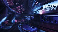 Purgatory Bar from Mass Effect.