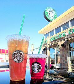 I love Starbucks <3   Miss working for them!!
