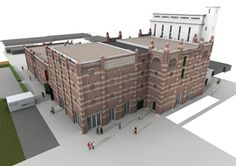 Transformation of the former Soya factory Cereol http://www.1meter98.eu/architectuur/publicaties/ArchitectuurNL.pdf