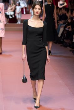 Dolce & Gabbana Herfst/Winter 2015-16 (45) - Shows - Fashion - VOGUE Nederland