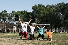 All about CrossFit
