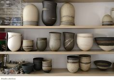 Jennifer Lee - ceramics - archive