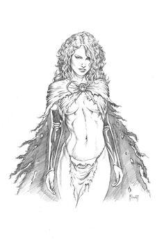 Goblin Queen By Mitch Foust