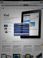 Une application iPad pour sauvegarder un site Web sur votre tablette. Vous pourrez ainsi le consulter ensuite offline et oublier les problèmes de connexion.