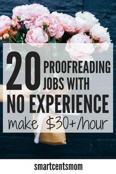 20 Online Proofreading Jobs for Beginners at home jobs with no experience? They are real. You can find legitimate proofreading jobs online and get started with a side hustle that can. Money Fast, Earn Money From Home, Earn Money Online, Way To Make Money, How To Make, Earning Money, Money Today, Free Money, Work From Home Opportunities