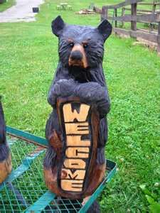 Image detail for -Chainsaw Carvings