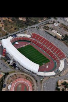 Estadio Iberostar. Palma de Mallorca. Club Mallorca, 24.000 personas. Abierto en 1999