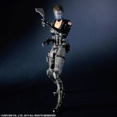 ToyChestnews | Action Figure and Collectible Toy News, Release Dates and More - RESIDENT EVIL ORC PLAY ARTS KAI LUPO AF (C: 1-1-4)