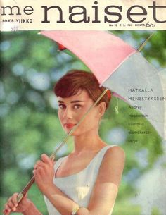 MeNaiset Magazine [Finland] (7 March 1961)