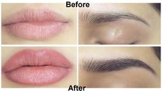Things You Must Know About Permanent Makeup! From hiding a scar to enhancing the color of your lips, permanent makeup could prove very potent! Eyeliner Tattoo, Makeup Tattoos, Permanent Makeup Eyebrows, Eyebrow Makeup, Makeup Blog, Makeup Tips, Candy Lips, Lip Makeup Tutorial, Eyeliner Styles