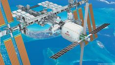 Report: Company Developing Private Space Station Lays Off All Employees Bigelow Aerospace, The Motley Fool, International Space Station, Here On Earth, The Fool