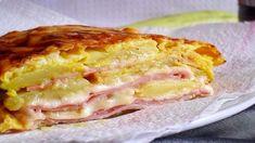 Glavna jela: Musaka od tikvica - No Limit Info Serbian Recipes, Czech Recipes, Healthy Diet Recipes, Cooking Recipes, Musaka, No Salt Recipes, Casserole Recipes, Vegetable Recipes, Love Food