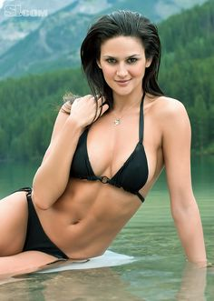 Leryn Franco - Sports Illustrated Swimsuit 2011 Location: Banff, Canada, Fairmont Banff Springs Swimsuit: TK Photographed by: Stephan Wurth