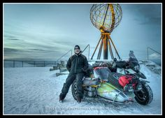 I am Murph, a full time Motorcycle Sidecar photojournalist, writer and explorer. I have been on the road since Feb 2010 and am currently in Finland on year 4 of my 3 Wheels, 7 Continents, 7 Years expedition. Norway Christmas, Christmas And New Year, 7 Continents, Arctic Circle, Rigs, Finland, Monster Trucks, Europe, Motorcycle