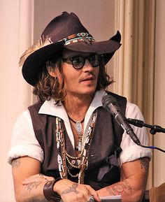 johnny depp hand accessories - Google Search
