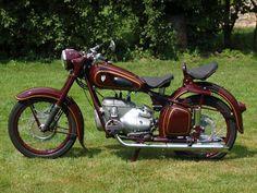 1956 IFA BK 350