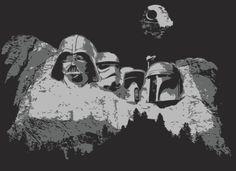 Empire Mount Rushmore