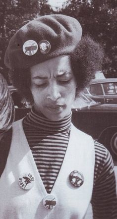 Denise Oliver-Velez (Yemaya & Ogun), my godmother... my queen.  (Young Lords Party/BPP, 1970) Crowned me with Shango/Oshun LOVE & changed my life.