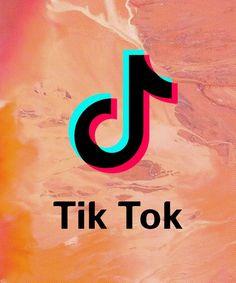 53 Tik Tok Logo Ideas Tik Tok Tok Logo