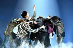 BTS Deliver Incendiary 'Fake Love' Live Debut On Billboard Music Awards   Viral Feed Today
