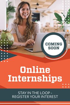As much of the world is in self-isolation, our sister company Intern Abroad HQ, is working hard to bring you their most popular internships online! 🌟  This will enable people from around the world to achieve something truly remarkable from the comfort of their own homes. 👩‍💻  Register your interest here, and we'll get in contact once these incredible online internships are up and running! 🙌 Working Hard, Up And Running, Coming Soon, Remote, Around The Worlds, Bring It On, The Incredibles, Homes, Popular