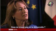 """Segolene Royal à la BBC """"Nous ne ferons pas l'erreur de David Camron"""" - ..."""
