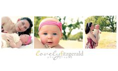 Outdoor Baby Portrait Photography