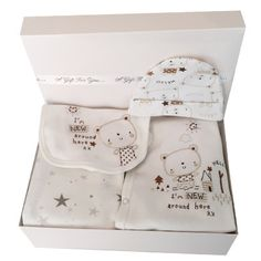 New Baby Gifts (6 Items) I'm New Around Here New Baby Gifts