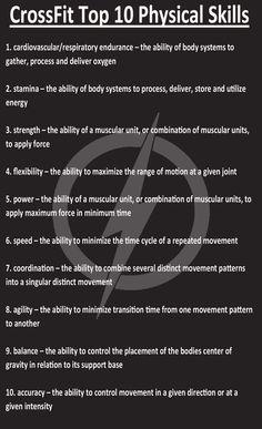10 General Skills #CrossFit #KippingItReal http://kippingitreal.com