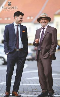 Suits for any time and any generation! Seroussi Brand has three size groups: Regular, Short and Long and also several styles to fit as many gentlemen as possible! For perfect Fit and Quality! Summer Heat, Spring Summer 2015, Perfect Fit, Gentleman, Trousers, Costume, Suits, Beautiful, Collection