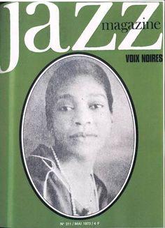 Jazz magazine, French, 1973