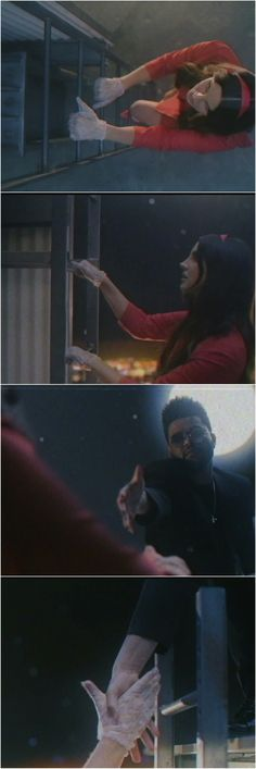 Lana Del Rey and The Weeknd #Lust_for_Life video