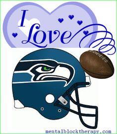 I love Seattle Seahawks