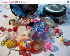 Summers End Sale SuRpRiSe Tin FULL of Hello Kitty by LunasSecrets, $9.60