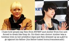 nu'est ren look like a girl - Google Search
