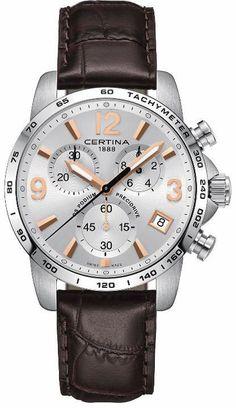 6718c59bc3c8 Certina Watch DS Podium Chrono C034.417.16.037.01 Watch