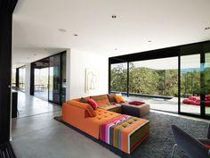 burton-residence-mikado-2-sofa-photon-rug-glass-sliding-doors-living-room